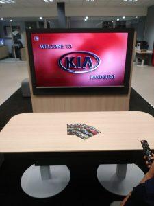 KIA Screen D