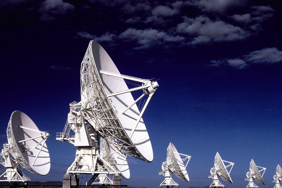 Satellite Dish Broadcasting
