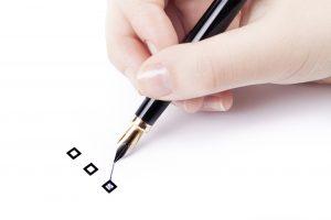 Marking Lower Check-box