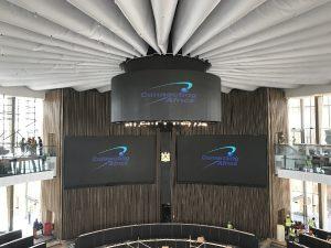 Curved Screens LED