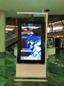 Digital Info Screen